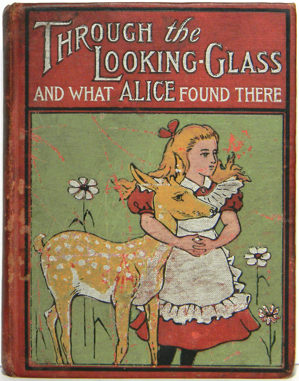 Through the Looking Glass and What Alice Found There (includes Jabberwocky)